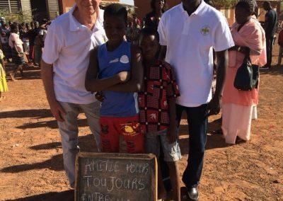 Mission de mars 2018 au Burkina Faso