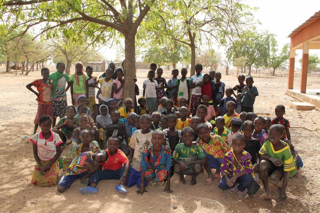 Dépistage et motivation de 250 élèves à l'école d'OULA