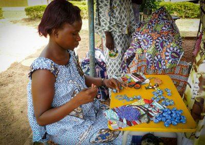 Le groupement de femmes GISÈLE KAMBOU