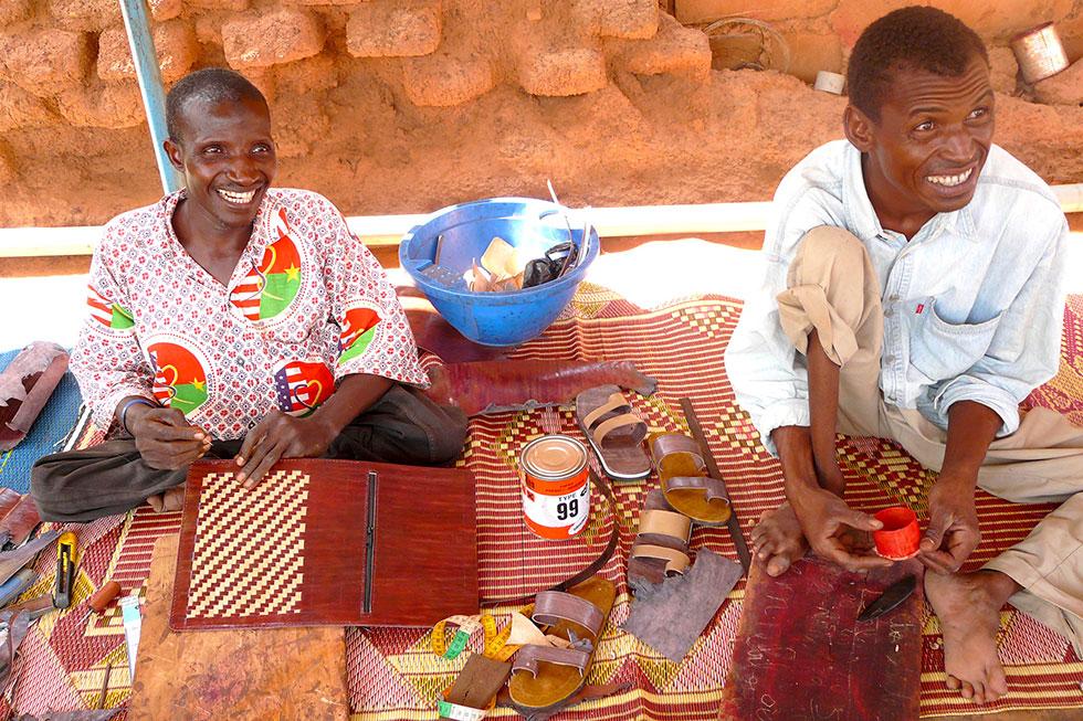 Le groupement d'handicapés de Ouahigouya